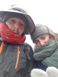 We are cold!